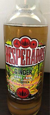 Desperados Ginger
