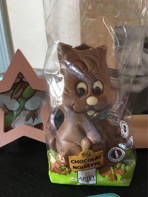 Chocolat a la noisette