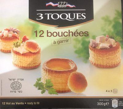 12 bouchees