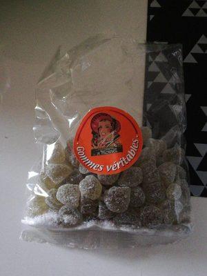 Gommes véritables menthol eucalyptus