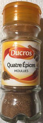 Quatre épices moulues