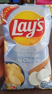 Lay's saveur fromage de chèvre