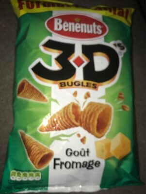 3D fromage
