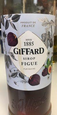 Feigen Sirup Giffard, Frankreich 1,00 L