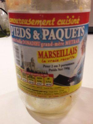 Pieds & paquets Marseillais
