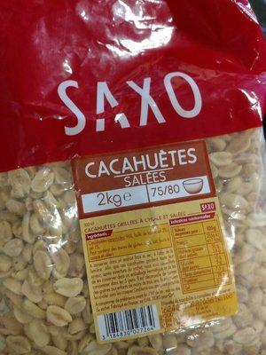 Cacahuètes Salées
