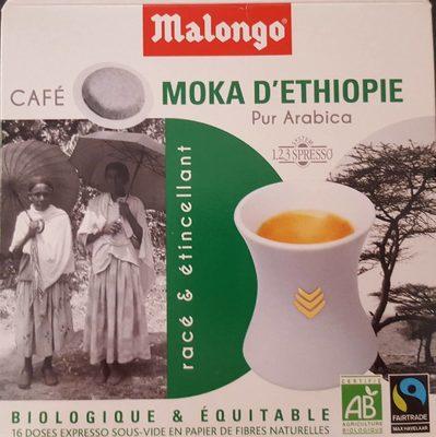 Café Mika d'Ethiopie