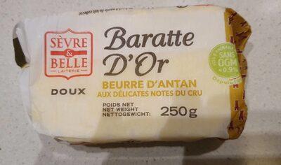 Baratte D'Or