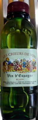 Vin d'Espagne blanc