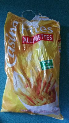 Allumettes spécial friteuse