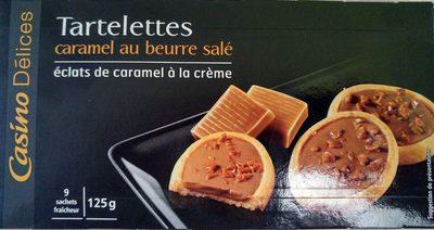 Tartelettes Caramel au beurre salé