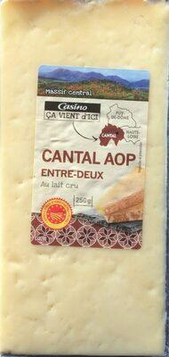 Cantal AOP entre-deux