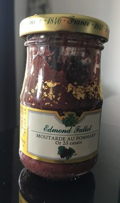 Moutarde au Pommard