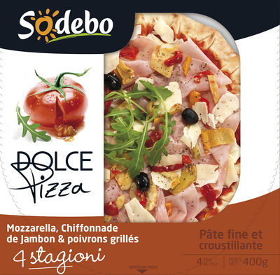 Dolce Pizza - 4 Stagioni