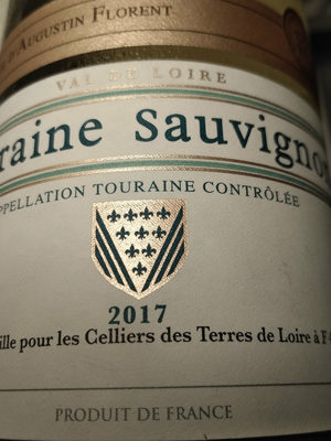 Touraine Sauvignon Carrefour