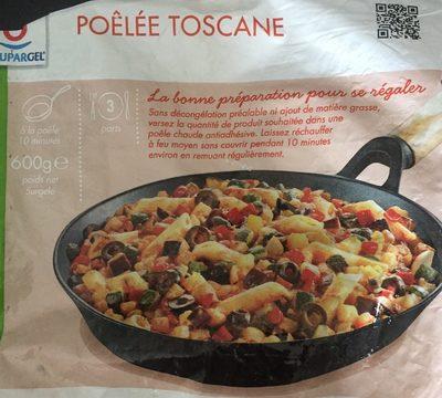 Poêlée Toscane