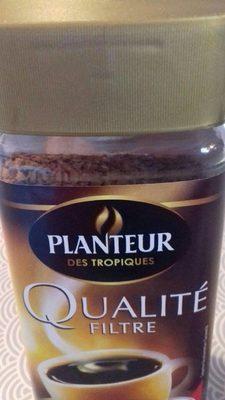 Planteur Qualite Filtre