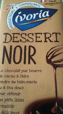 Dessert noir
