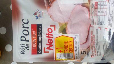 roti de porc