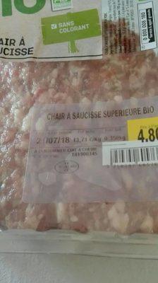 Chair saucisse