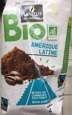 Cafe bio amerique latine