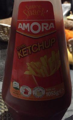 Ketchup Amora Sauce Snack