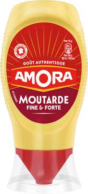 Amora Moutarde de Dijon Fine et Forte Flacon Souple 265g