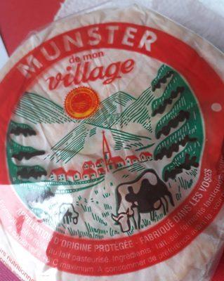 Munster de mon village