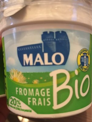 Fromage Frais Nature 20% 4X100G