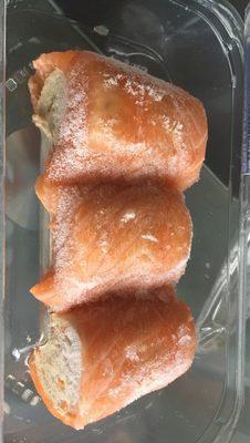 Ballotins au saumon et noix de saint-jacques