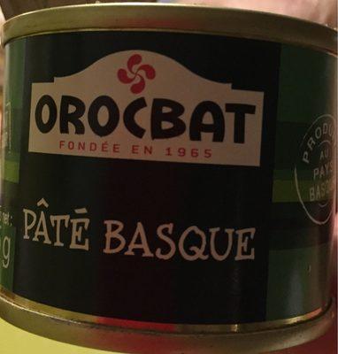 Pate basque