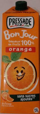 Jus Orange Bonjour