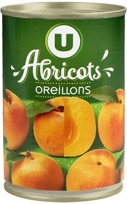 Abricots au sirop léger