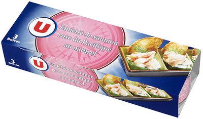 Miettes de saumon