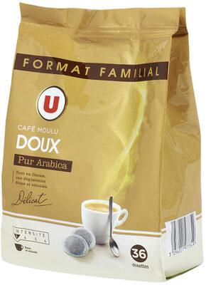 Café moulu doux