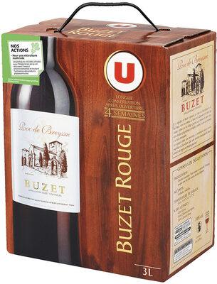 Vin rouge AOP Buzet Roc de Breyssac