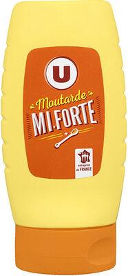 Moutarde mi-forte