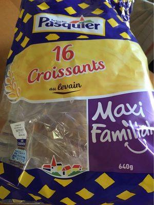 16 Croissants