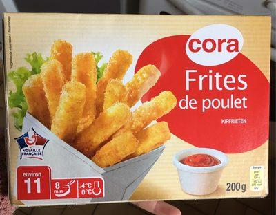Cora frites de poulet
