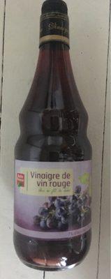 Vinaigre de vin rouge 7% acidité