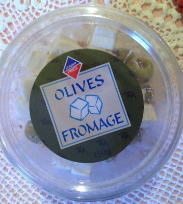 Olives & fromages