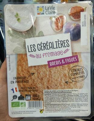 2 Galettes de Céréales Brebis & Figues Prêtes à déguster