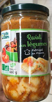 Ravioli aux Legumes