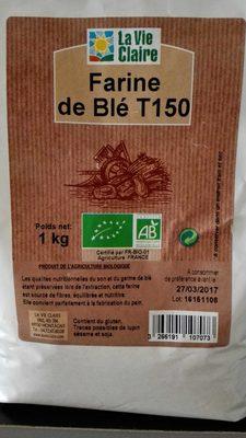 Farine de blé T150