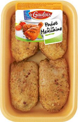 Hauts de cuisse de poulet à la Mexicaine