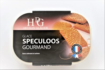 Glace SPECULOOS GOURMAND