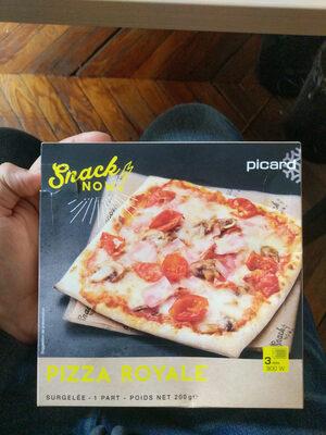 1 Pizza Royale