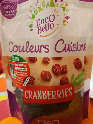 Cranberries (fruits secs)