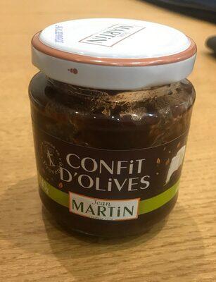 Confit d'olives