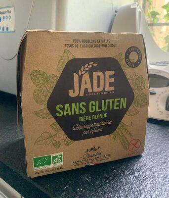 Biere Jade (sans gluten)